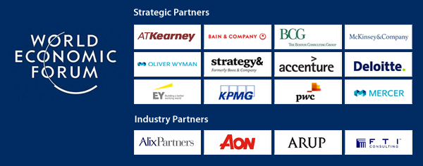 WEF - Strategic and Industry Partners