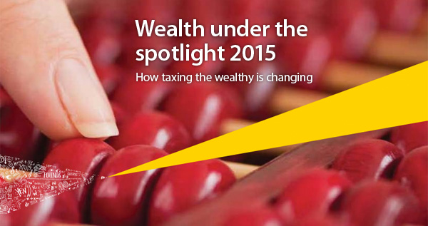 Wealth under the spotlight 2015