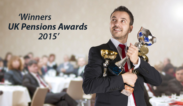 Winners UK Pension Awards 2015