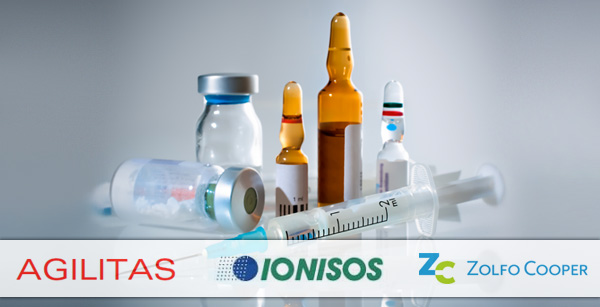 Zolfo Cooper advises Agilitas on Ionisos buy-out