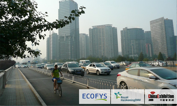 Ecofys, Royal HaskoningDHV and CATS develop Beijing Bicycle Plan