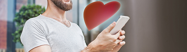 Use of dating apps grows strongly