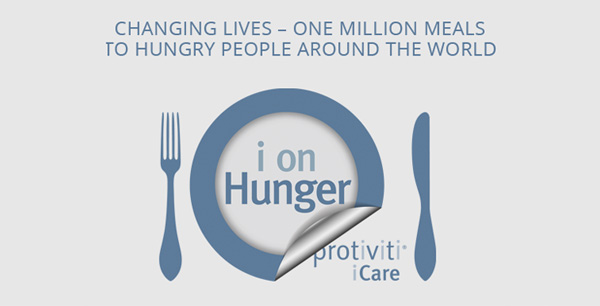 i on Hunger - Protiviti iCare