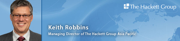 keith Robbins - The Hackett Group