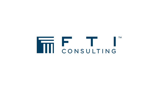 Consulting firm in the UK: FTI Consulting