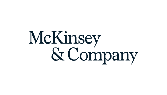 Consulting firm in the UK: McKinsey & Company